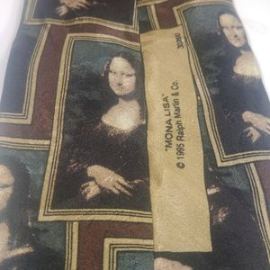 Mona Lisa Men's Necktie